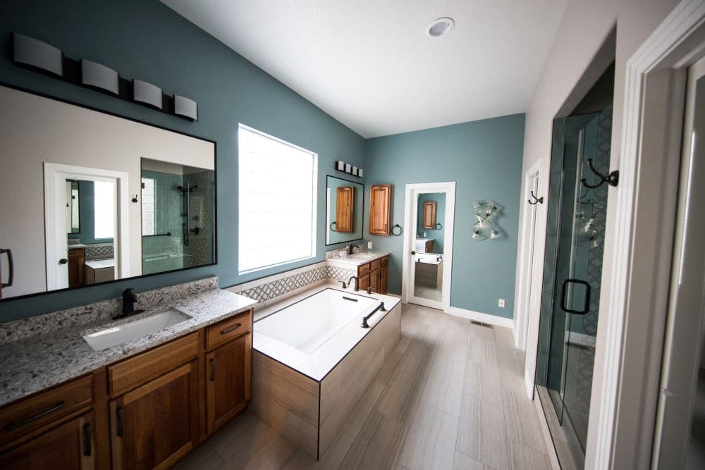 Complete bathroom remodeling checklist